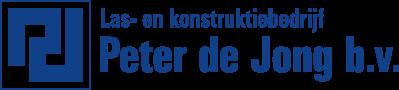 Peter de Jong Logo